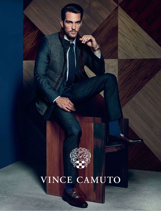 CAMPAIGN- Tobias Sorensen for Vince Camuto Fall 2013. www.imageamplified.com, Image Amplified
