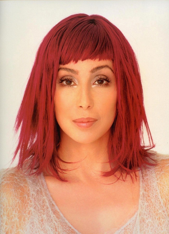 WE ♥ CHER- Cher for Do You Believe Tour Book, 1999. www.imageampilfied.com, Image Amplified (1)