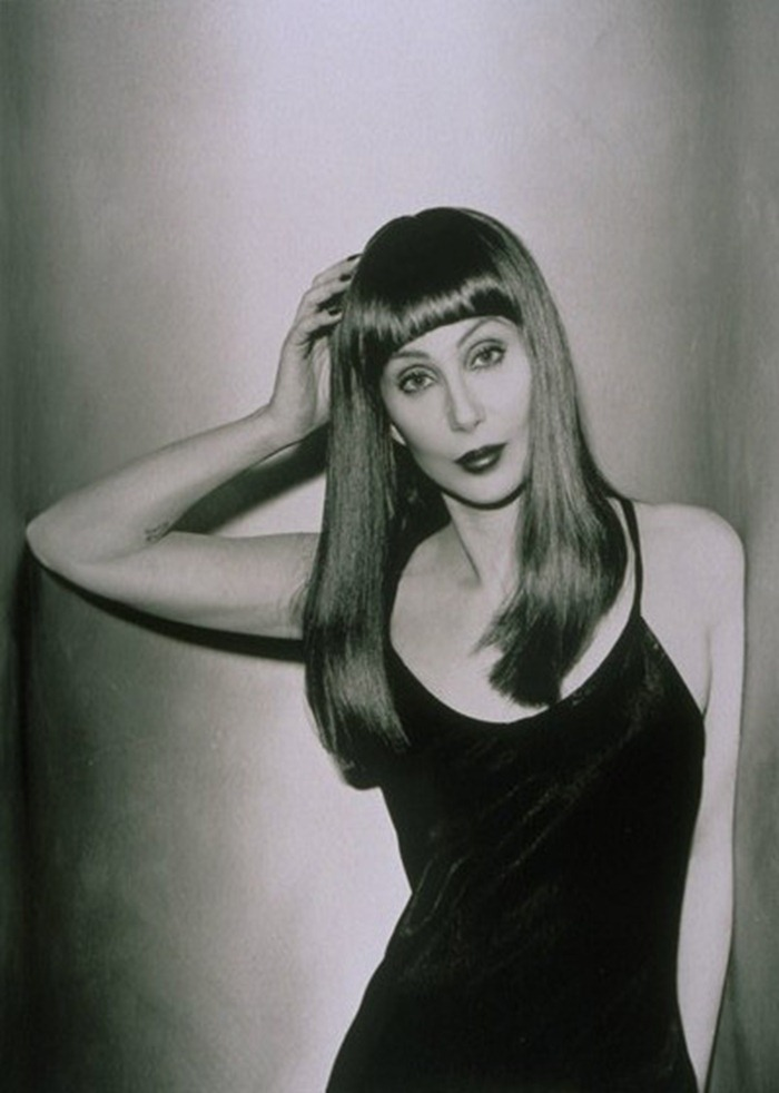 WE ♥ CHER- Cher in It's A Man's World, 1995 by David Scheinmann. www.imageampilfied.com, Image Amplified (8)