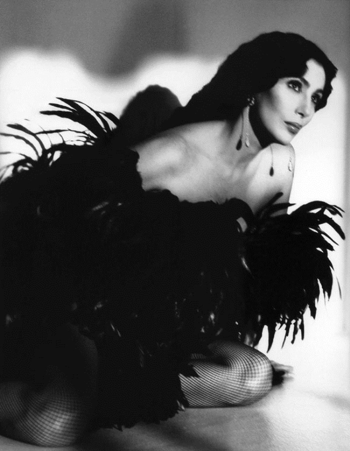 WE ♥ CHER- Cher in Vanity Fair, November 1990 by Herb Ritts. www.imageampilfied.com, Image Amplified (3)