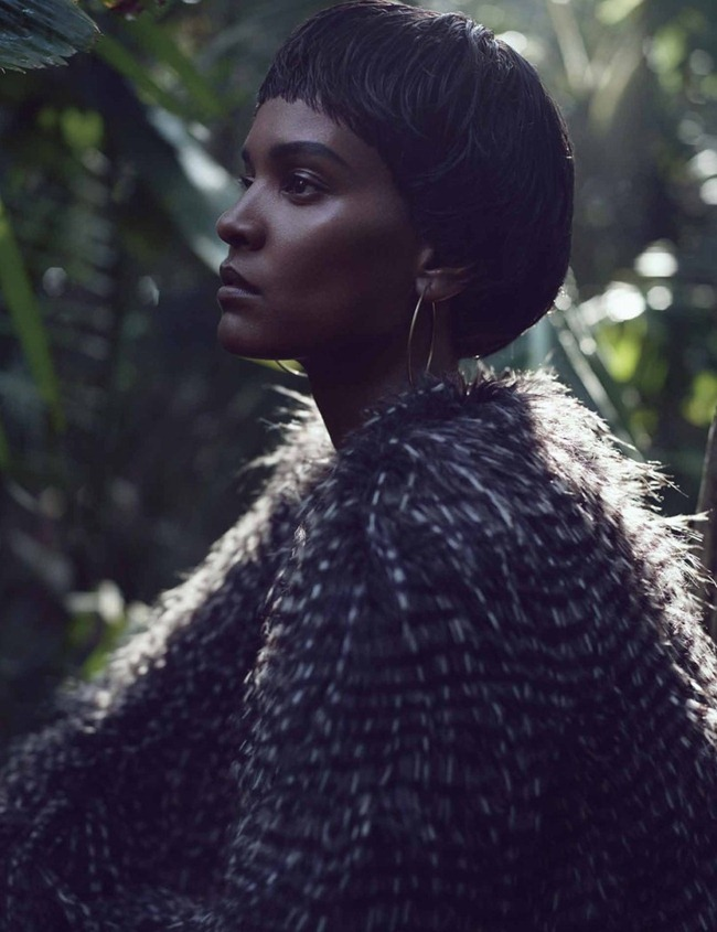 W MAGAZINE- Joan Smalls & Liya Kebede in Survival Of The Chicest by Mikael Jansson. Edward Enninful, July 2013, www.imageamplified.com, Image Amplified (4)