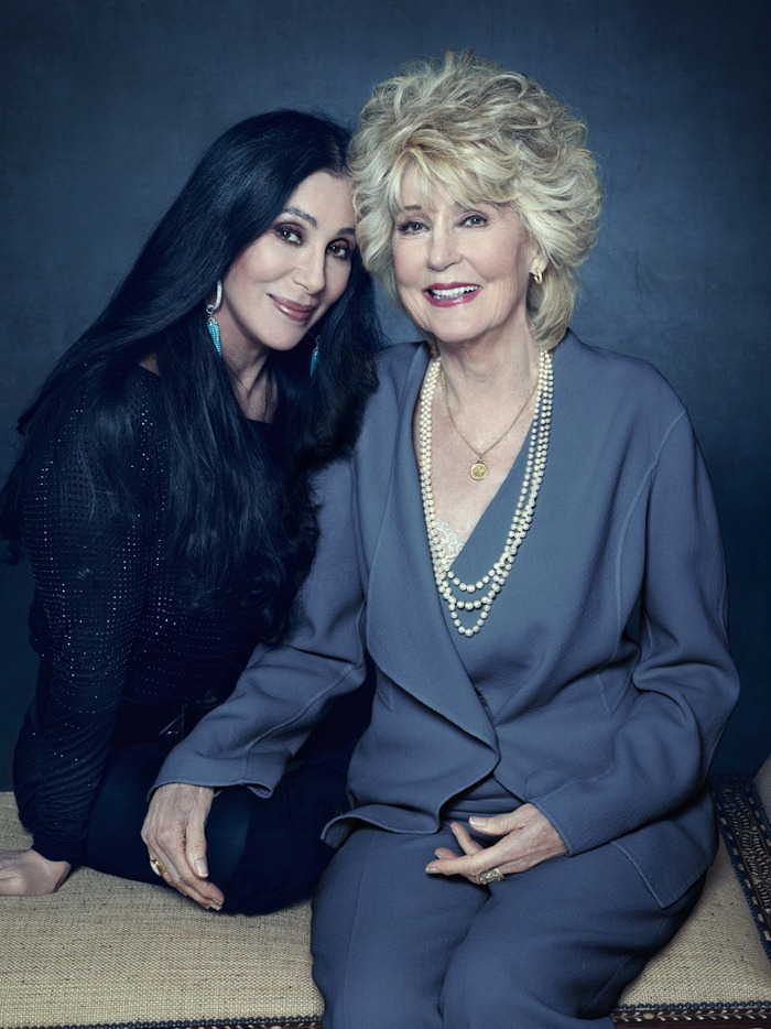 WE ♥ CHER- Cher for Lifetime's Special Dear Mom, Love Cher, 2013 by Michael Lavine. www.imageampilfied.com, Image Amplified