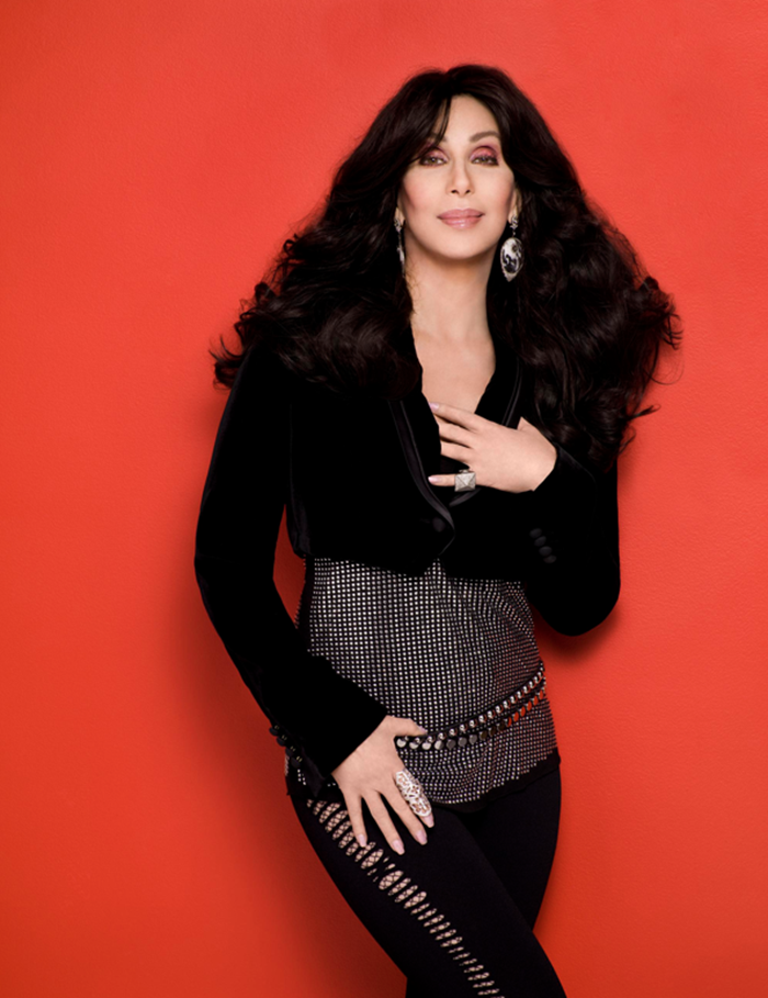 WE ♥ CHER- Cher in 2010 by Andrew Macpherson. www.imageampilfied.com, Image Amplified (3)