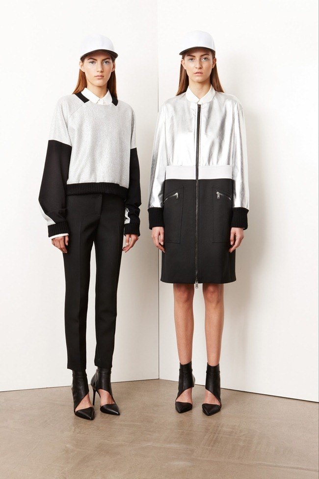 COLLECTION- Valery Kaufman & Emeline Ghesquiere for DKNY Resort 2014. www.imageamplified.com, Image Amplified   (8)