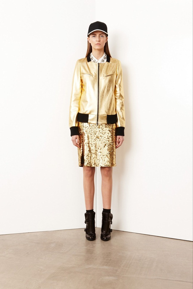 COLLECTION- Valery Kaufman & Emeline Ghesquiere for DKNY Resort 2014. www.imageamplified.com, Image Amplified   (16)