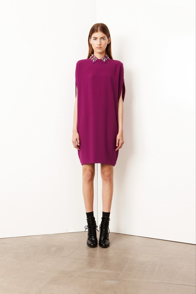 COLLECTION- Valery Kaufman & Emeline Ghesquiere for DKNY Resort 2014. www.imageamplified.com, Image Amplified   (17)