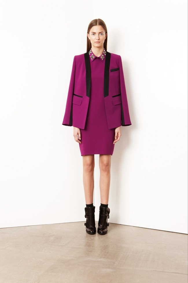 COLLECTION- Valery Kaufman & Emeline Ghesquiere for DKNY Resort 2014. www.imageamplified.com, Image Amplified   (21)