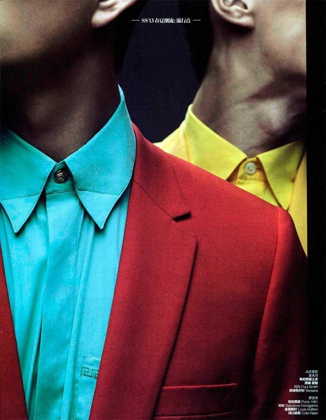 GQ STYLE CHINA- Jin  Dachuan & Luo Wenjie by Alexvi. Min Chun Liang, www.imageamplified.com, Image Amplified (4)