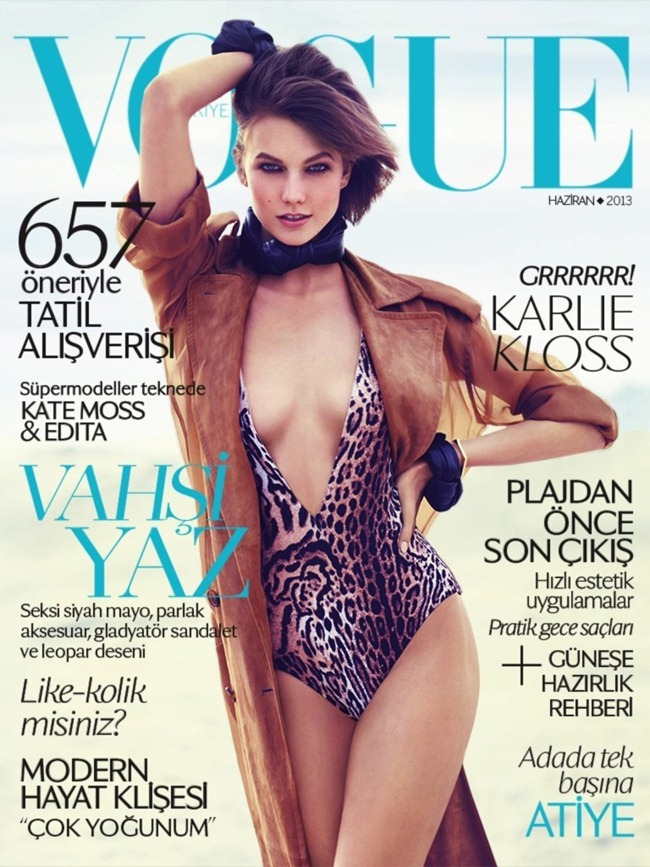 VOGUE TURKEY- Karlie Kloss by Miguel Reveriego. Katie Mossman, June 2013, www.imageamplified.com, Image Amplified (1)