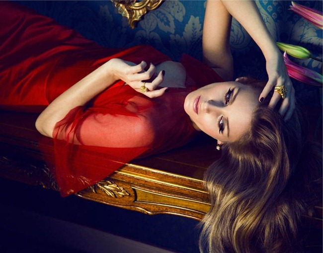 CAMPAIGN Olivia Palermo in Tesoros del Imperio for Carrera y Carrera Fall 2013. www.imageamplified.com, Image Amplified (6)