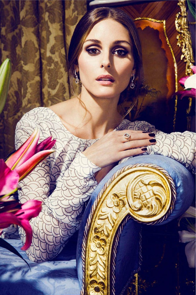 CAMPAIGN Olivia Palermo in Tesoros del Imperio for Carrera y Carrera Fall 2013. www.imageamplified.com, Image Amplified (2)