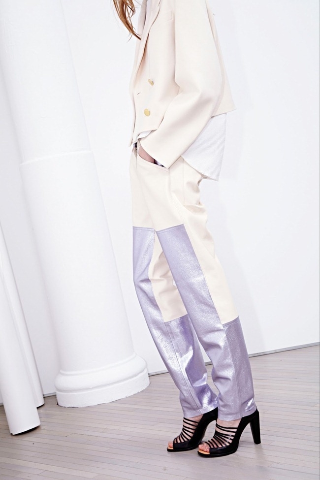 COLLECTION- Zoe Colivas & Joanna Tatarka for 3.1 Phillip Lim Resort 2014. www.imageamplified.com, Image Amplified (10)