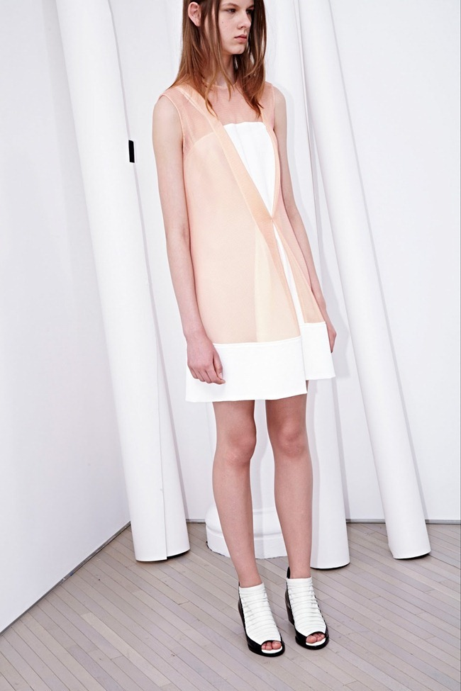 COLLECTION- Zoe Colivas & Joanna Tatarka for 3.1 Phillip Lim Resort 2014. www.imageamplified.com, Image Amplified (16)