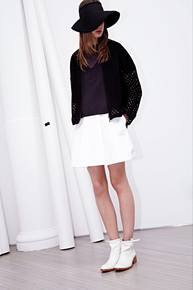 COLLECTION- Zoe Colivas & Joanna Tatarka for 3.1 Phillip Lim Resort 2014. www.imageamplified.com, Image Amplified (18)