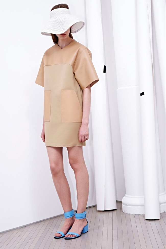 COLLECTION- Zoe Colivas & Joanna Tatarka for 3.1 Phillip Lim Resort 2014. www.imageamplified.com, Image Amplified (29)