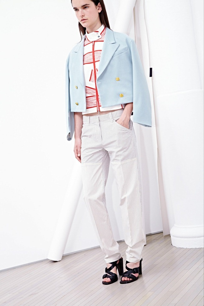 COLLECTION- Zoe Colivas & Joanna Tatarka for 3.1 Phillip Lim Resort 2014. www.imageamplified.com, Image Amplified (30)