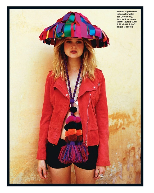 MARIE CLAIRE FRANCE Rosie Tupper in Chica by Anne Menke. Laurence Alexandre, July 2013, www.imageamplified.com, Image Amplified (14)