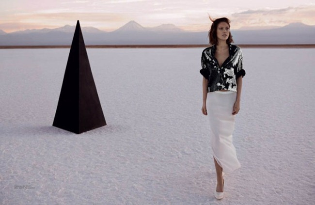 H&M MAGAZINE- Catherine McNeil by Catherine McNeil. Clare Richardson, Summer 2013, www.imageamplified.com, Image Amplified (3)