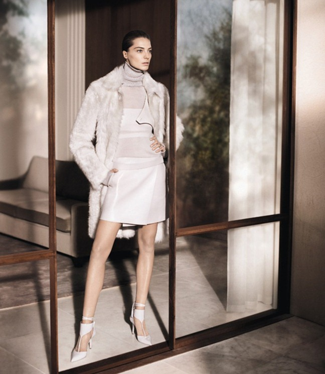 CAMPAIGN Daria Werbowy & Tyson Ballou for Salvatore Ferragamo Fall 2013 by David Sims. www.imageamplified.com, Image Amplified (6)