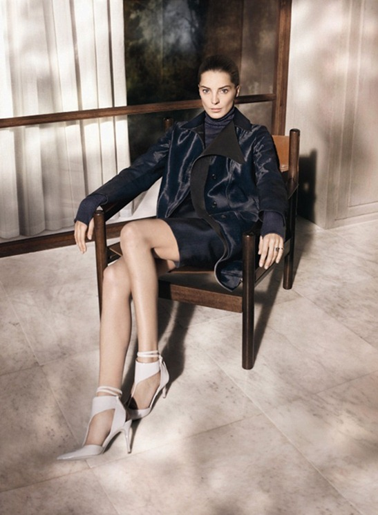 CAMPAIGN Daria Werbowy & Tyson Ballou for Salvatore Ferragamo Fall 2013 by David Sims. www.imageamplified.com, Image Amplified (4)