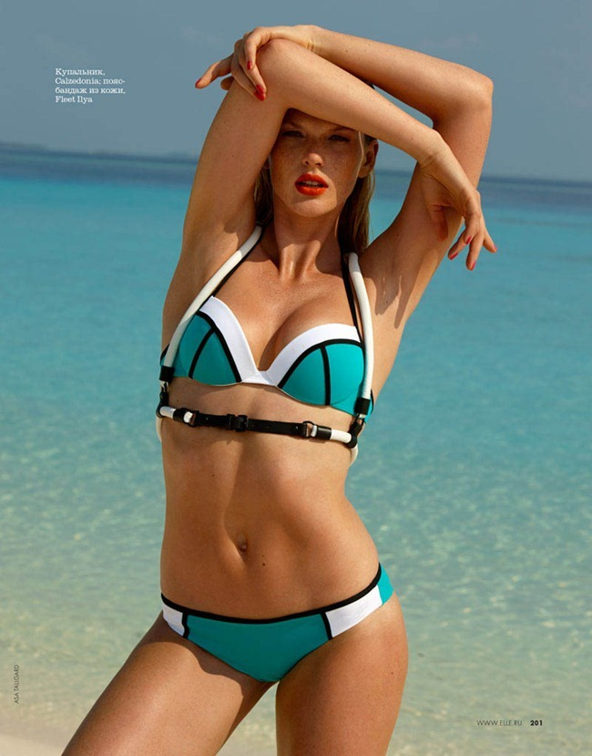 ELLE RUSSIA Anne Vyalitsyna in Beach Star by Asa Tallgard. Daria Anichkina, June 2013, www.imageamplified.com, Image Amplified (4)