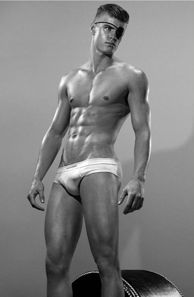 PREVIEW Matt Woodhouse for DSquared2 Underwear by Steven Klein. www.imageamplified.com, Image Amplified (1)