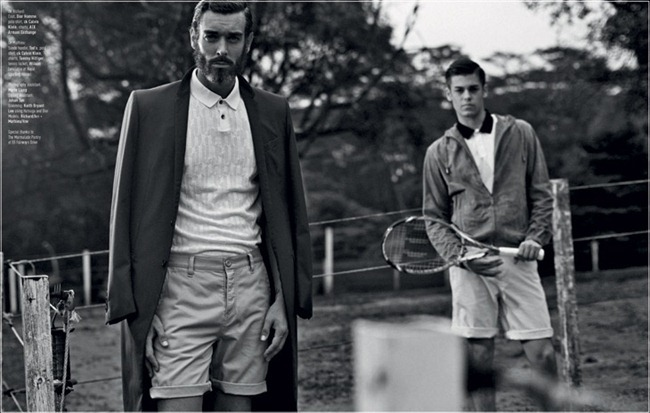 AUGUST MAN SINGAPORE Richard Biedul & Mathieu Maillard in chip Off the Old Block by Ivanho Harlim & Shysilia Novita. Ben Chin, www.imageamplified.com, Image Amplified (5)