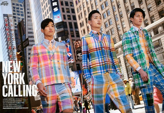 ESQUIRE KOREA Dae Na, Sung Jin Park & Joe Choi in New York Calling by Kristiina Wilson. www.imageamplified.com, Image Amplified (1)