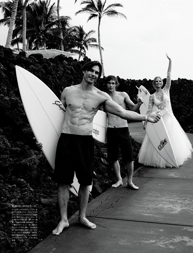 VOGUE JAPAN WEDDING Marloes Horst & Hunter Trevelyan Wyndham in They Call Her Pineapple Princess by Rene Habermacher. Rene Semba, www.imageamplified.com, Image Amplified (11)