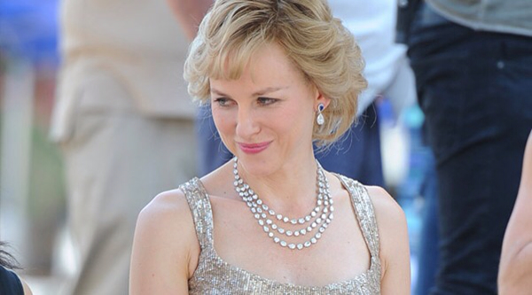 CINEMA SCAPE: Diana by Oliver Hirschbiegl Starring Naomi Watts. In Theaters September 20, 2013