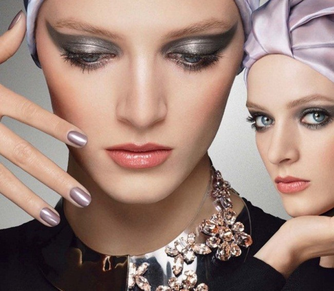 CAMPAIGN Daria Strokous for Dior Beauty Fall 2013 by Steven Meisel. www.imageamplified.com, Image Amplified (2)