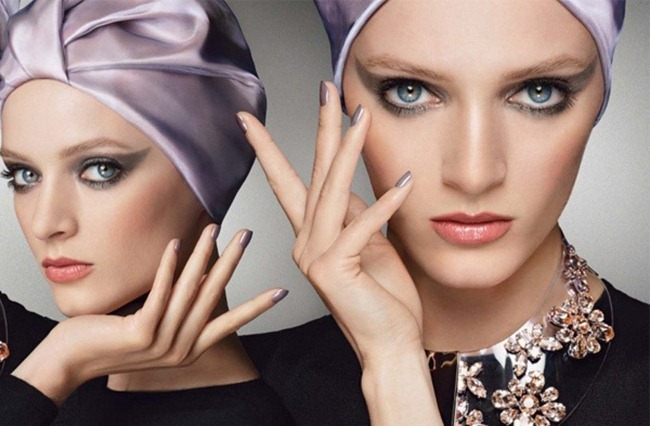 CAMPAIGN Daria Strokous for Dior Beauty Fall 2013 by Steven Meisel. www.imageamplified.com, Image Amplified (3)