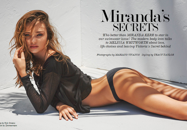 THE EDIT- Miranda Kerr in Miranda's Secrets by Mariano Vivanco. Tracy Taylor, June 2013, www.imageamplified.com, Image Amplified (1)