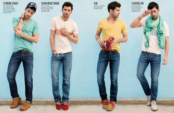 CATALOGUE Sean O'Pry for Lucky Brand Summer 2013. www.imageamplified.com, Image Amplified (10)