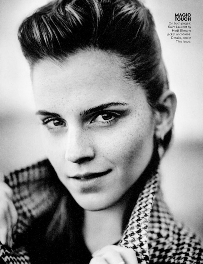 TEEN VOGUE Emma Watson in Breaking Bad by Boo George. Havana Laffitte, August 2013, Veronique Didry, www.imageamplified.com, Image Amplified (5)