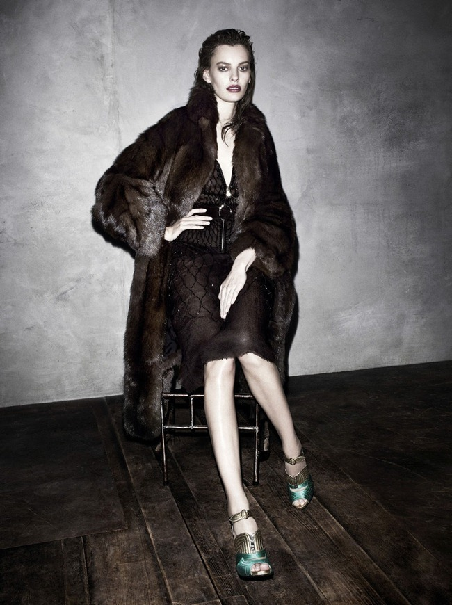 CAMPAIGN Prada Fall 2013 by Steven Meisel. www.imageamplified.com, Image Amplified (3)