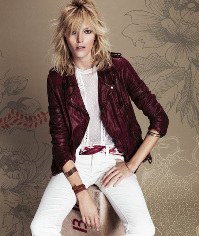 CATALOGUE Anja Rubik for Free People 2013 by Paola Kudacki. www.imageamplified.com, Image Amplified (2)