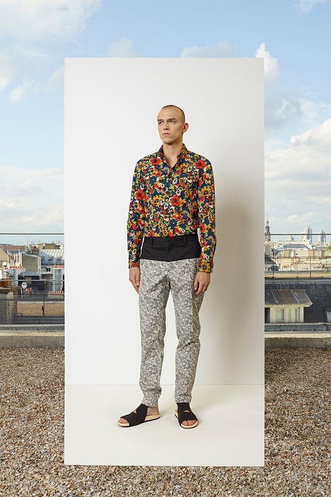 PARIS FASHION WEEK Jean Paul Gaultier Men's RTW Spring 2014. www.imageamplified.com, Image Amplified (16)