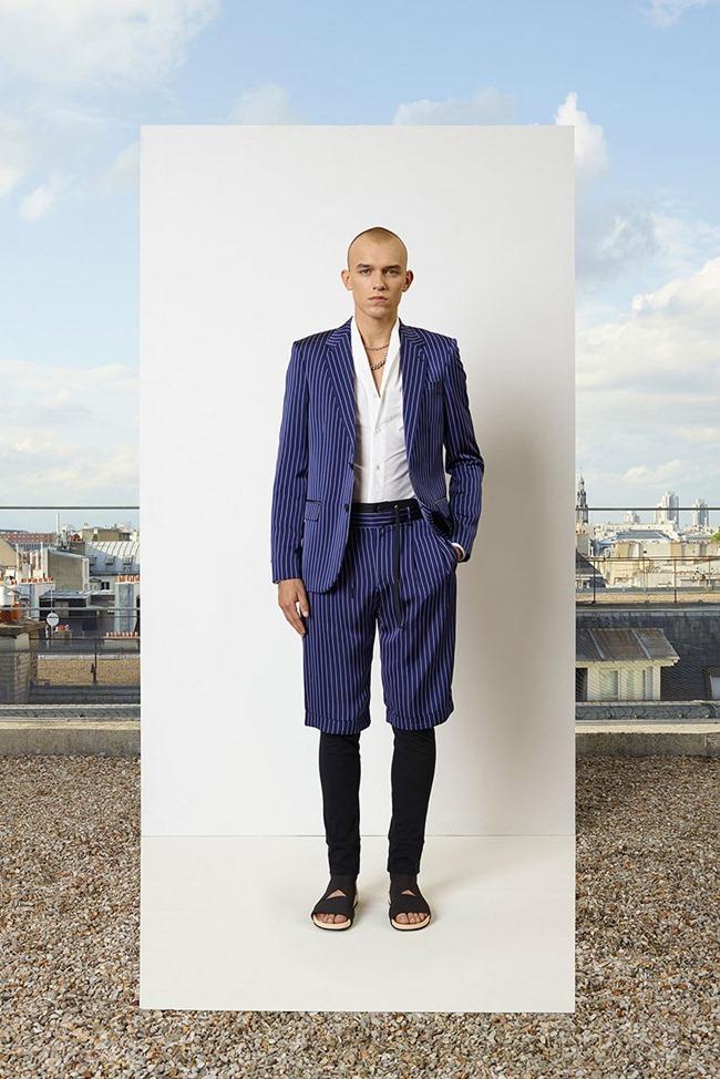 PARIS FASHION WEEK Jean Paul Gaultier Men's RTW Spring 2014. www.imageamplified.com, Image Amplified (26)