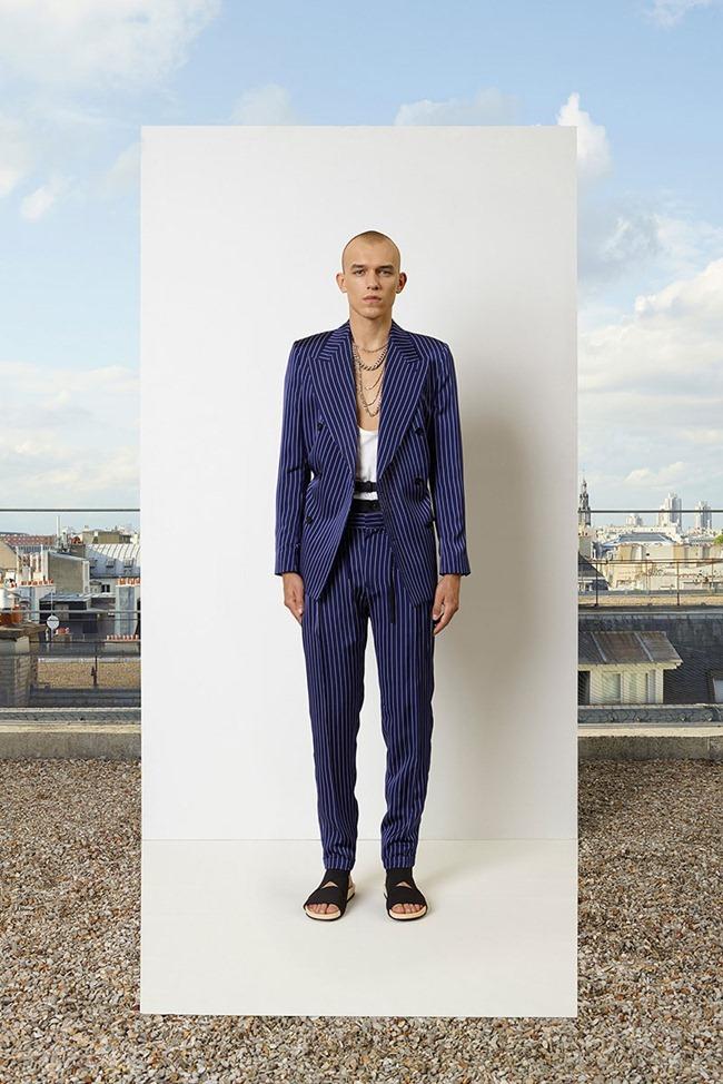 PARIS FASHION WEEK Jean Paul Gaultier Men's RTW Spring 2014. www.imageamplified.com, Image Amplified (28)