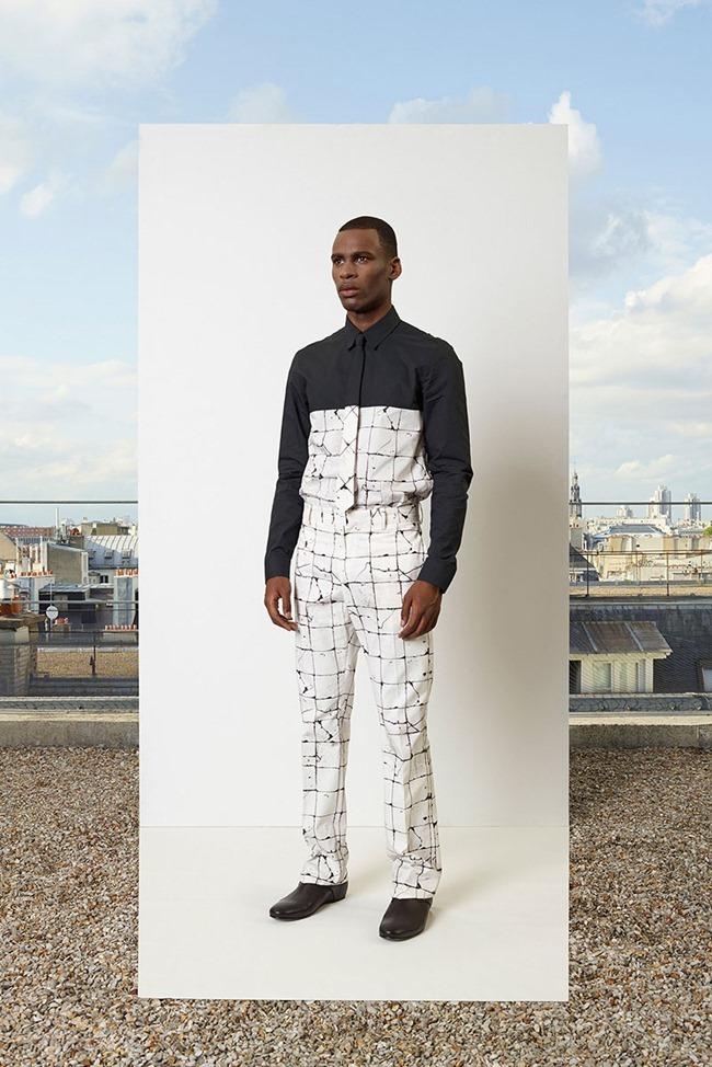 PARIS FASHION WEEK Jean Paul Gaultier Men's RTW Spring 2014. www.imageamplified.com, Image Amplified (6)