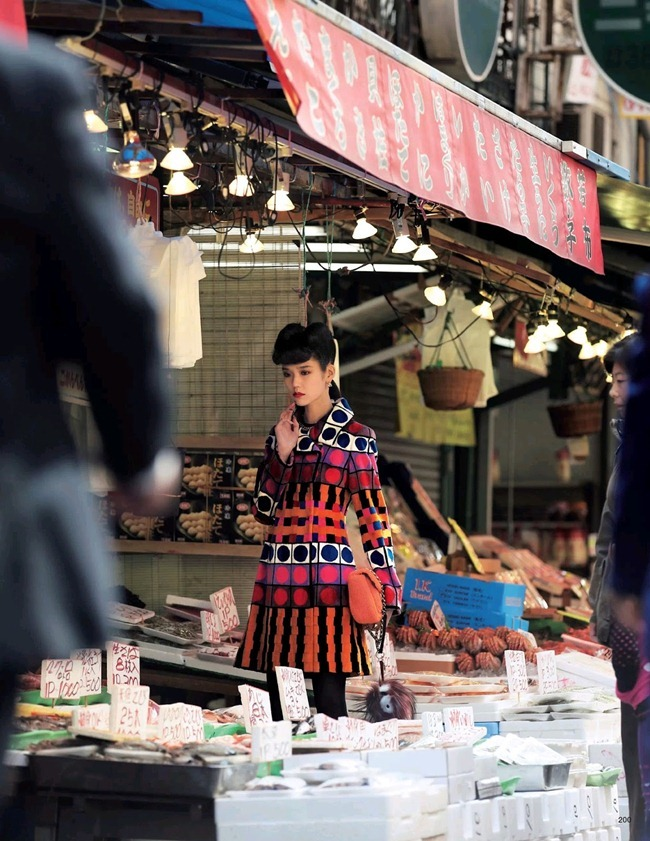 VOGUE JAPAN- Tao Okamoto in The Ritual Of The City by HB Nam. Saori Masuda, August 2013, www.imageamplified.com, Image Amplified (3)