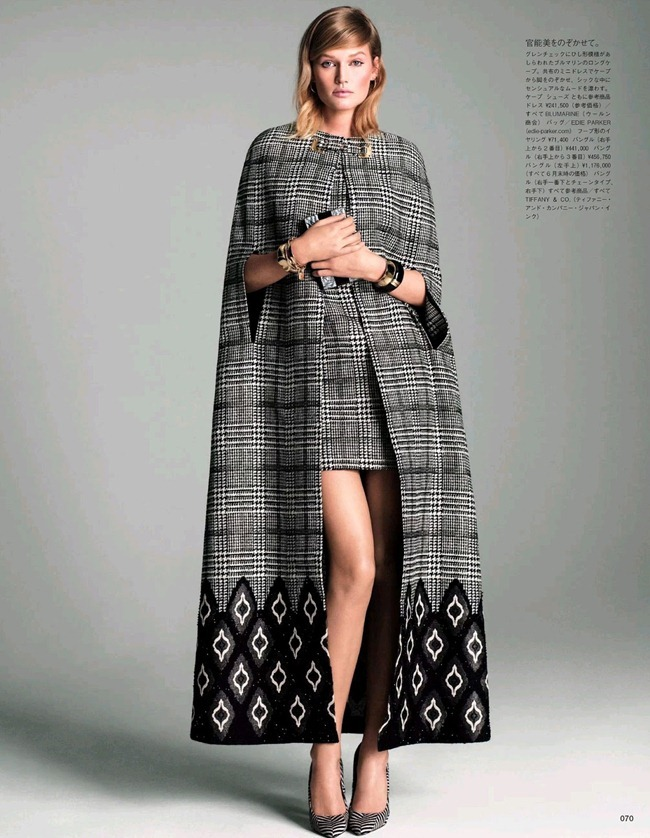 VOGUE JAPAN Toni Garrn in Change Has Come by Victor Demarchelier. www.imageamplified.com, Image Amplified (1)