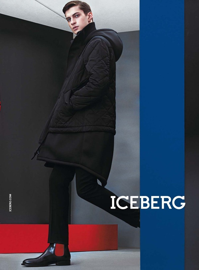 CAMPAIGN- Marine Deleeuw, Mijo Mihaljcic, Josephine le Tutour, Ian Sharp, Matthew Bell & Alexander Ferrario for Iceberg Fall 2013 by Sharif Hamza. www.imageamplified.com, Image Amplified (3)