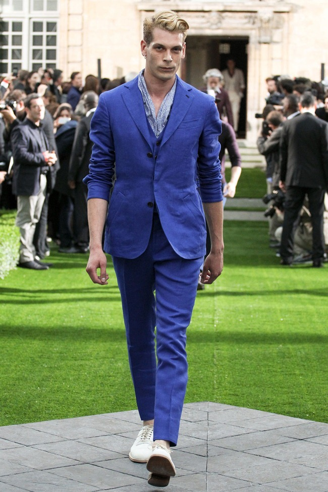 PARIS FASHION WEEK- Berluti Men's RTW Spring 2014. www.imageamplified.com, Image Amplified (24)