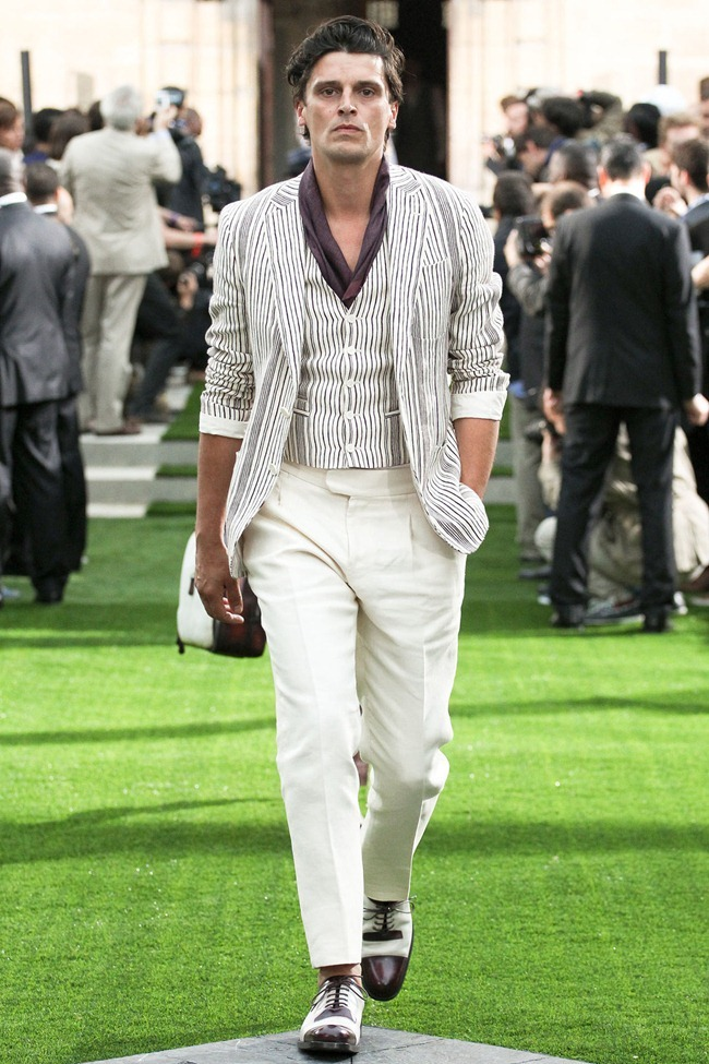 PARIS FASHION WEEK- Berluti Men's RTW Spring 2014. www.imageamplified.com, Image Amplified (28)