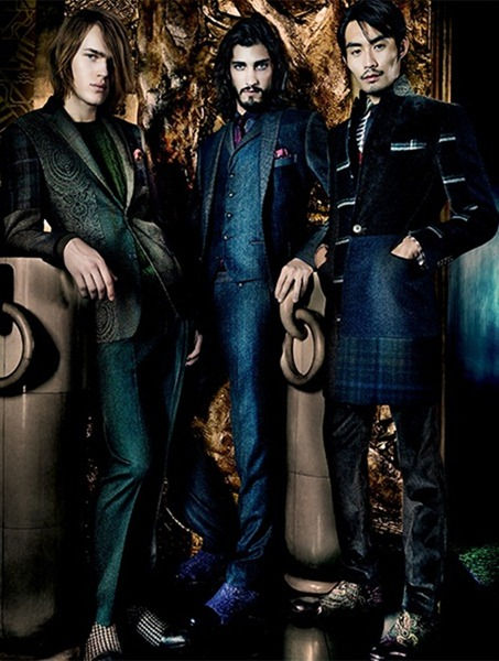 CAMPAIGN Etro Fall 2013 by Mario Testino. www.imageamplified.com, Image Amplified (1)