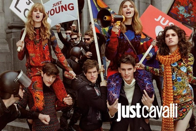CAMPAIGN Just Cavalli Fall 2013 by Giampaolo Sgura. www.imageamplified.com, Image Amplified (3)