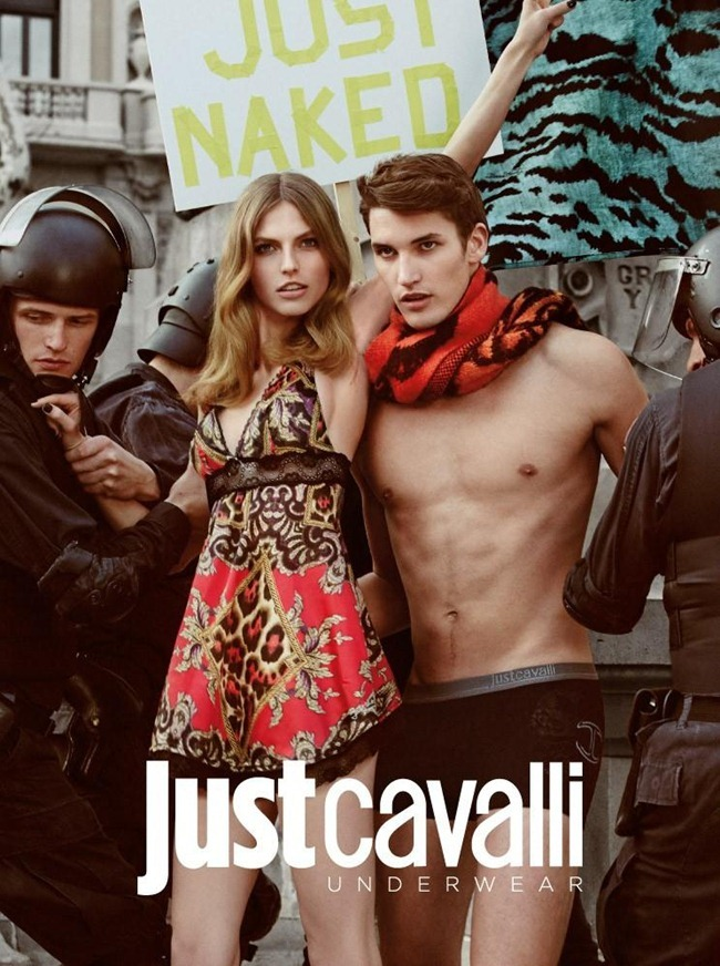 CAMPAIGN Just Cavalli Fall 2013 by Giampaolo Sgura. www.imageamplified.com, Image Amplified (5)