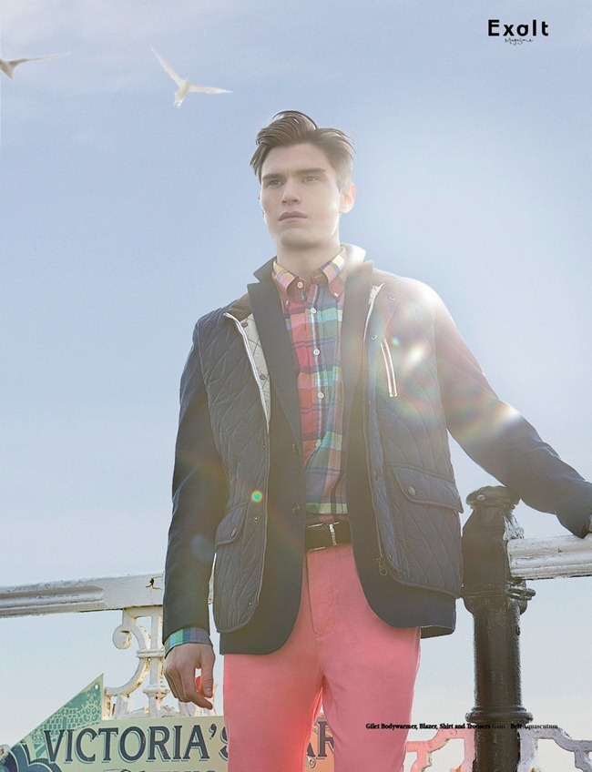 EXALT MAGAZINE Oliver Cheshire in The Great British Summer by Alexander Beer. Ricky Partner, www.imageamplified.com, Image Amplified (5)